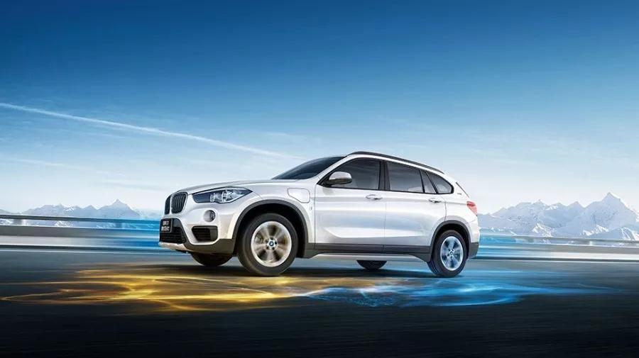 BMW创新科技   宝马新能源战略全面领先