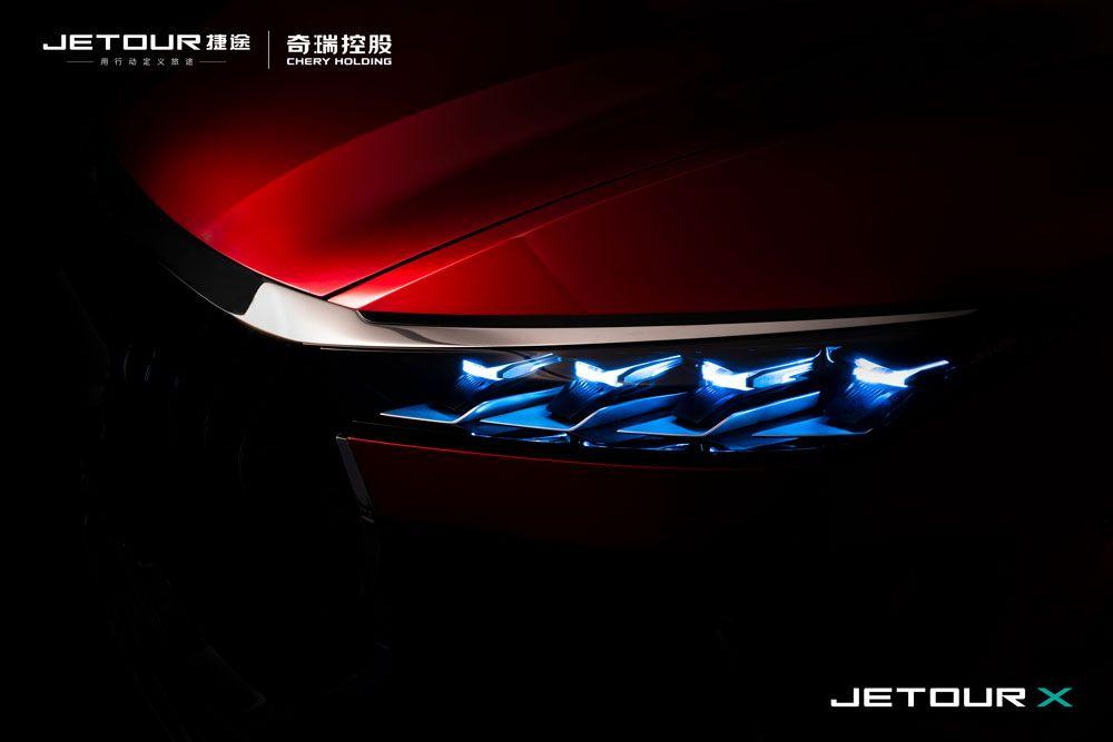 国产对开门SUV JETOUR X 如果投产你买不买