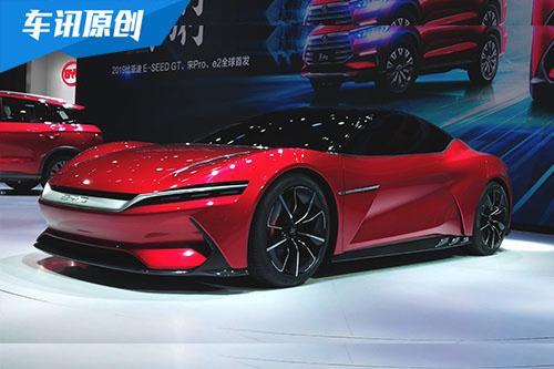 2019上海车展:比亚迪汉、宋Pro首发亮相
