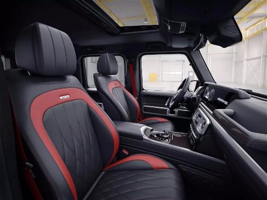 2019款奔驰G500顶级硬派越野车 奔驰G级