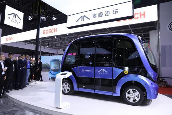 剑指未来科技 清源汽车布局自动驾驶