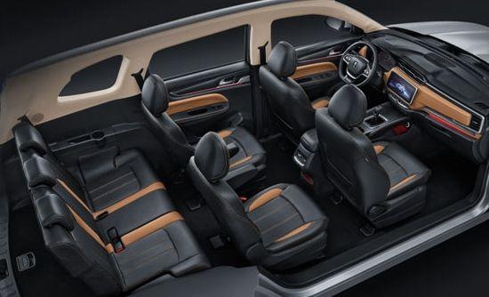 华晨雷诺首款真七座SUV观境 4月26日上市