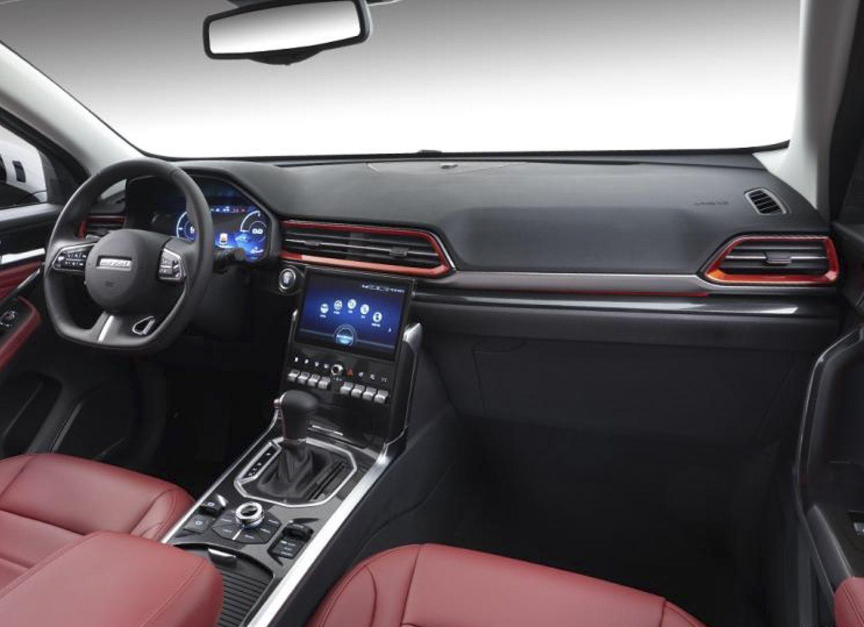 哈弗F5国潮 i型版车型 配置方面有所升级