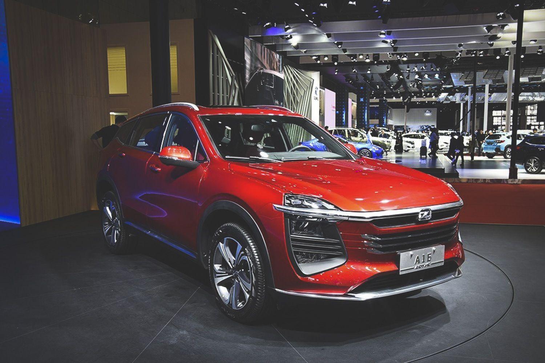众泰推全新紧凑型SUV 将于第三季度上市