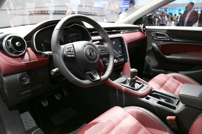 2个系列8款车型 新名爵6配置曝光27日上市