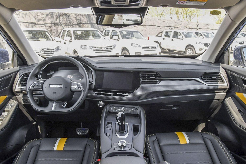 L2自动驾驶加持 哈弗F7x极智科技版将上市