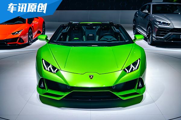 专访兰博基尼:将推出插电式混合动力车型