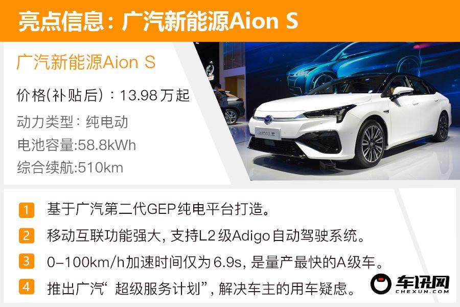 新能源阵营的急先锋 浅析广汽新能源Aion S