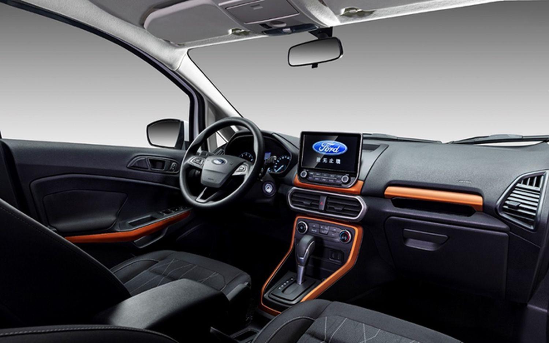 福特翼博两款新增车型 售10.78-12.08万元