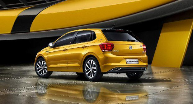 于6月18日上市 全新大众Polo车身尺寸提升