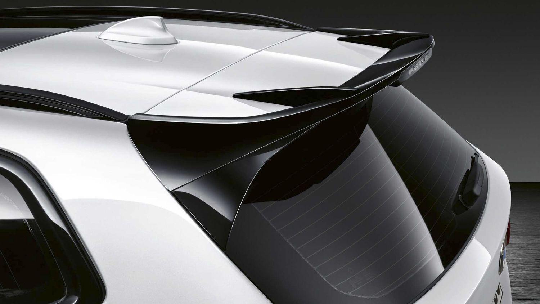 宝马X3/X4 M 加持运动套件 颜值性能并存