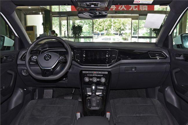 武汉一汽-大众T-ROC探歌最高优惠2万 现车