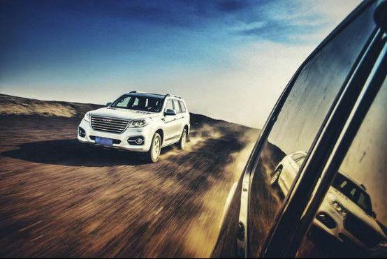 高端越野豪华SUV哈弗H9 带你开启自驾新生活