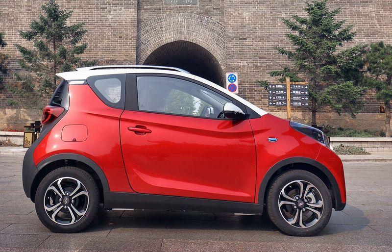 奇瑞新能源2019款小蚂蚁上市 3款车如何选