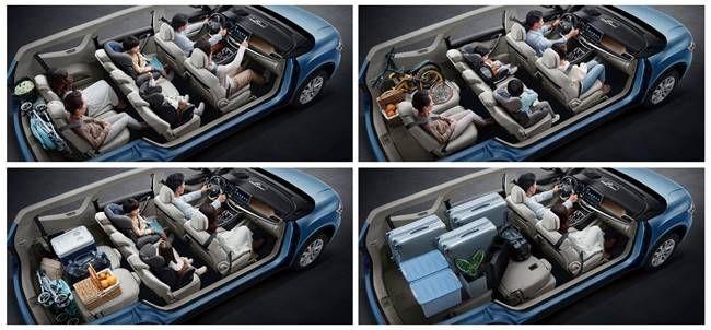 嘉际2+3+2车型到店 官方售价9.98万元起