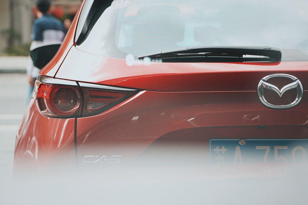 第二代Mazda CX-5打卡广州 变身城市但是现在看到两人体验官