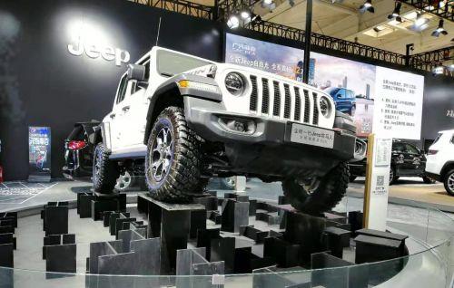 没在车展见过Jeep,你对SUV的了解就只有1%