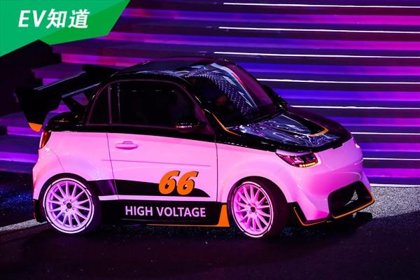 续航305km 赛麟发布电动小跑车迈迈