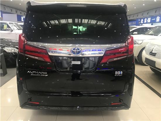 2020款丰田埃尔法报价国六废气高端商务