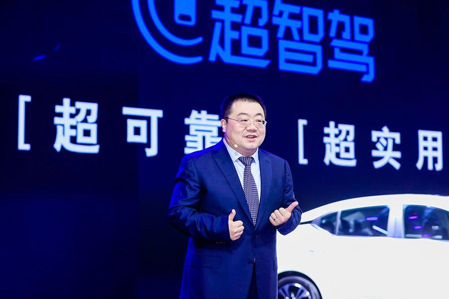 智能驾驶行动计划发布 东风日产科技领航成都车展