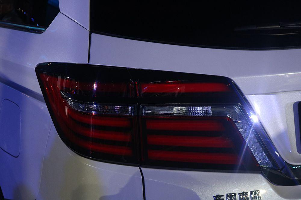 售价29.48~32.88万元 东风Honda艾力绅锐·混动上市