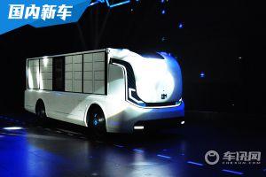 东风汽车股份发布Sharing Box 智慧物流最佳合作伙伴