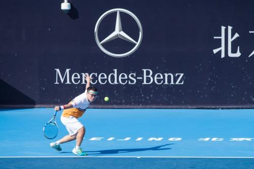 星耀中网 成就跨界合作典范-助力网球公开赛