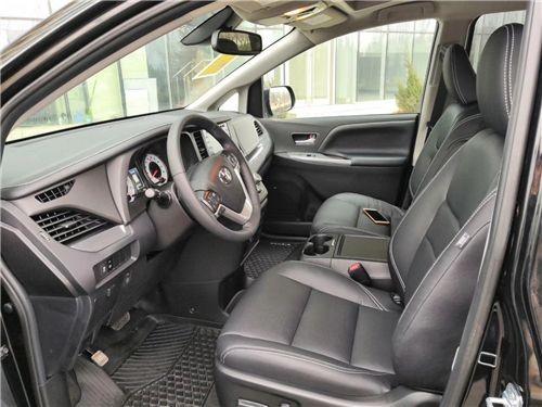 20款丰田塞纳加版四驱LTD现车特价处理.