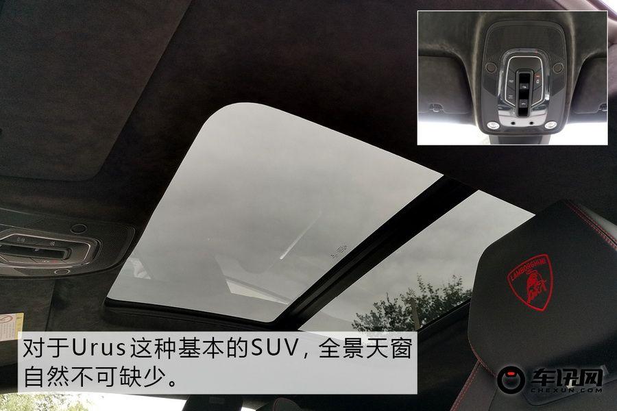 拥有超跑基因的SUV 实拍兰博基尼Urus