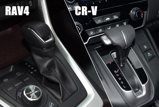全新RAV4使用了18英寸轮圈