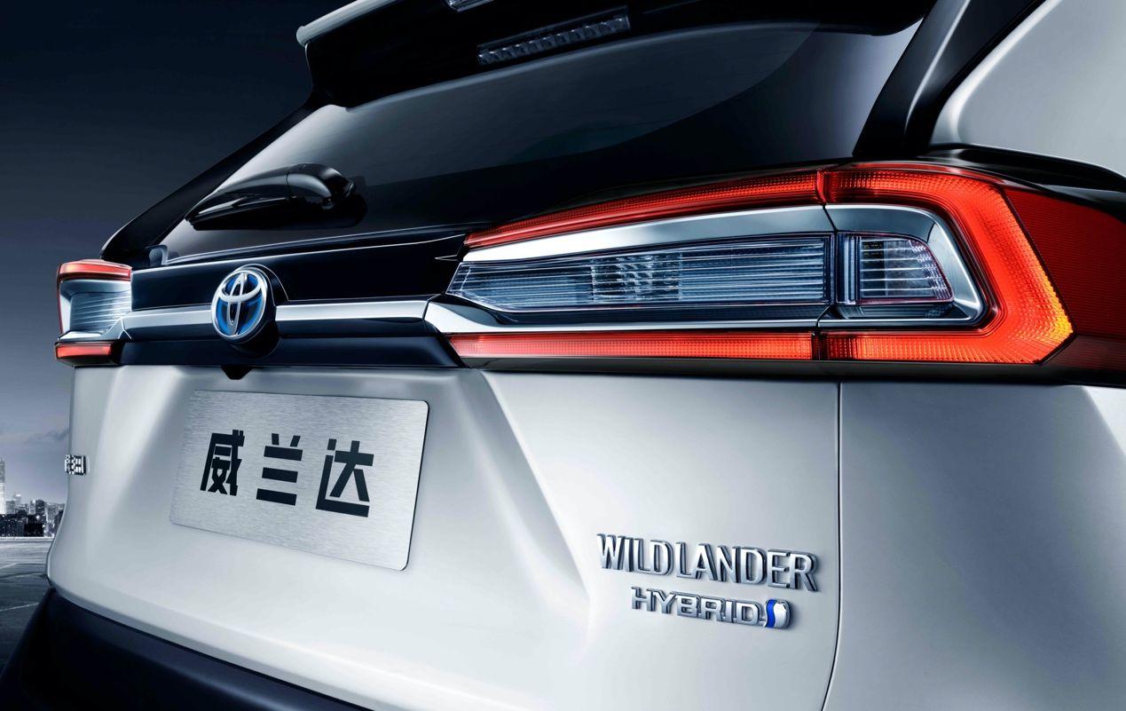 定名威兰达,丰田全新中型SUV广州车展将全球首发