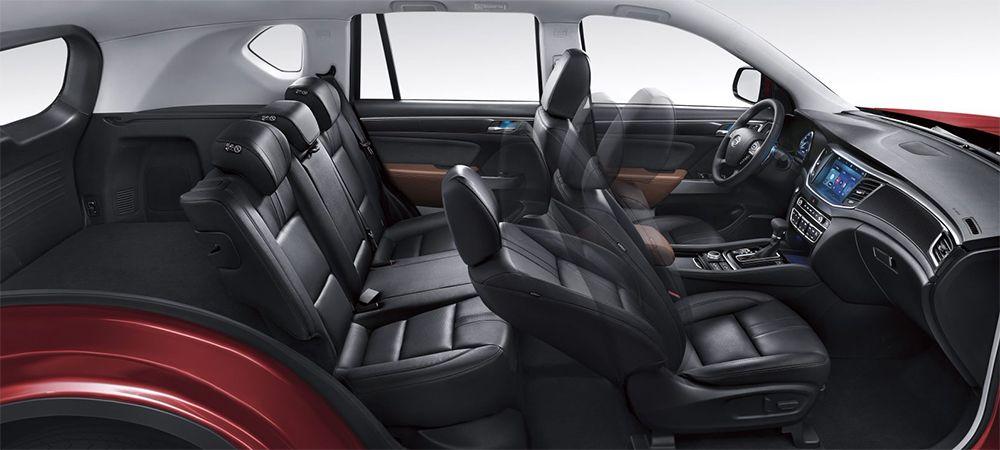 都市领秀大5座SUV传祺GS7超值礼遇 带您玩赚双十一