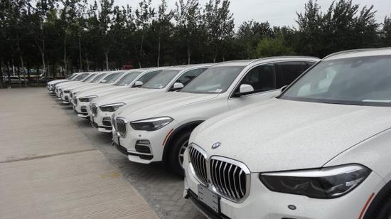 2020款宝马X5最新报价 天津港口配置行情
