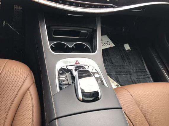 19款奔驰S450美规版岁末了钜惠港提即兴车