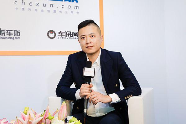 专访佛山驾豪车副总经理孙昊澄先生