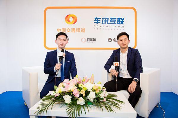 专访新能源品牌零跑汽车广州美轮体验中心总经理余志杰先生