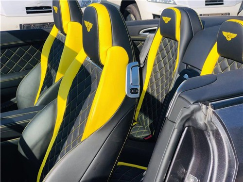 全新宾利欧陆GTC 闪耀亮相 运动感倍强悍