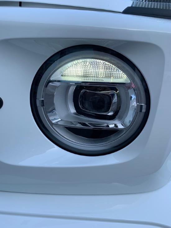 2020款奔跑G500以复活气力写就传奇新篇优惠价