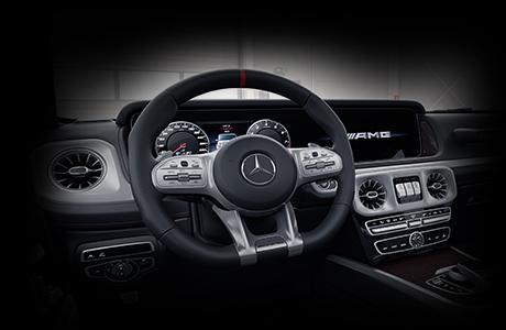 豪华设计战智能驾止2020款奔跑G500G63AMG优惠