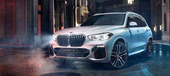 """前方高能,MC空降 酷-全新BMW X5强势""""现身"""""""