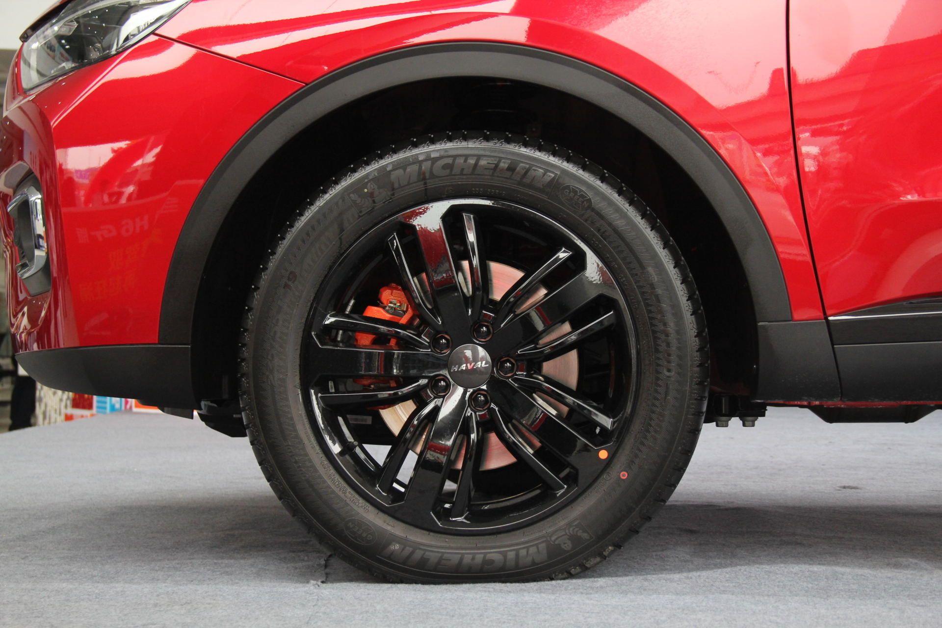 燃擎驾驭 再起狂澜 全新哈弗H6 GT版携一身黑科技重磅上市