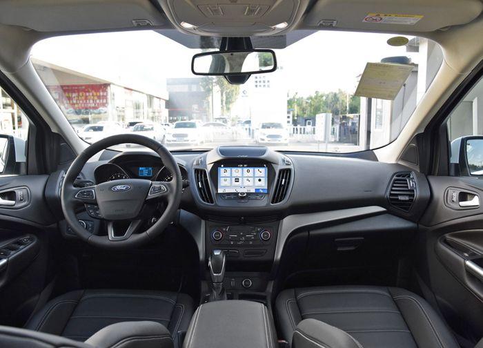 福特翼虎购车享优惠2.2万元   现车销售