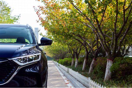 两万台长安欧尚X7下线,你要的爱车已经在路上了!