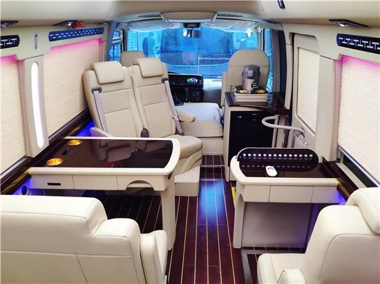 20款丰田考斯特17座企业接待版现车促销