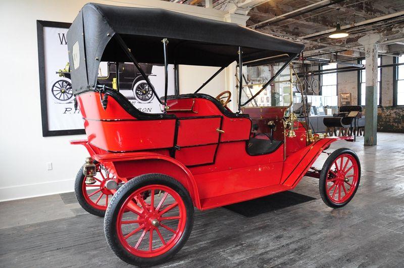 在底特律參觀福特創始地 汽車從這里走進普通家庭(下)