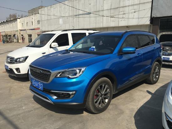 北京奇瑞捷途X70专卖店地址电话报价