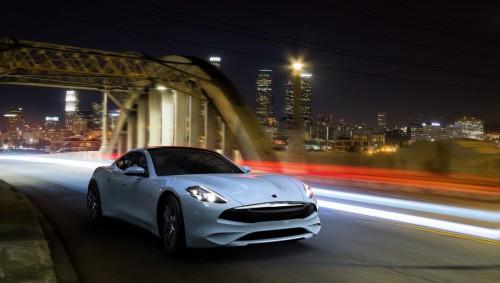 Karma汽车推出全新SiC逆变器,引领电动汽车充电技术的变革