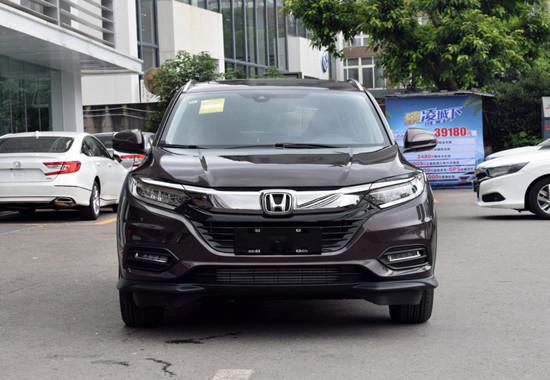 本田缤智价格  全新优惠 家用SUV