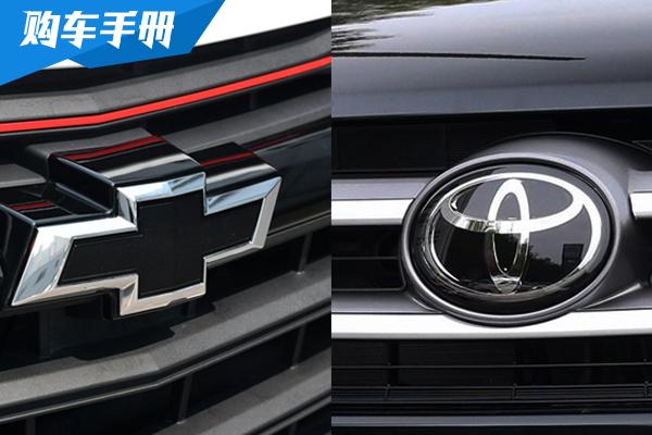 雪佛蘭開拓者與豐田漢蘭達 誰才是30萬7座SUV價值首選