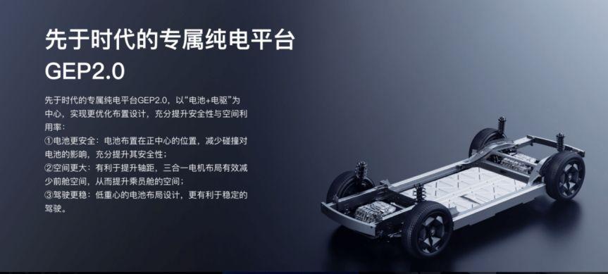 Aion LX 70 Lite上市 补贴后22.96万起